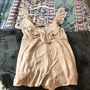 Kendall & Kylie (from PacSun) romper